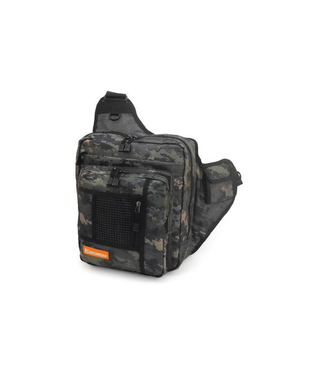 Geecrack Shoulder Bag G2, Fb.: Green/Camo