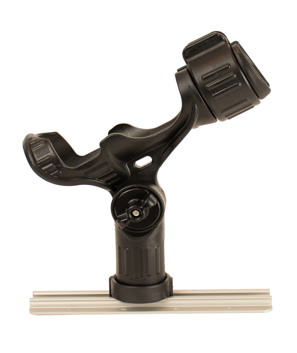 Omega™ Rod Holder with Track Mounted LockNLoad™ Mounting System