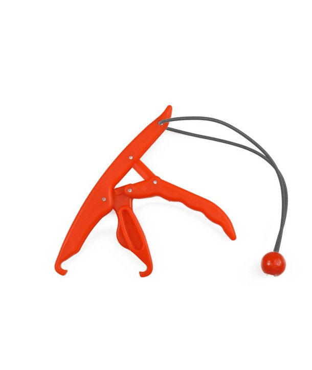 "Original ""The Fish Grip"" Fisch-Greifer / Lip-Gripper Orange"