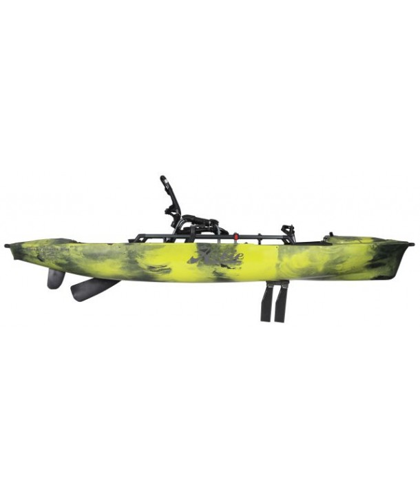 Hobie Mirage Drive 360° Pro Angler 12, Fb.: Amazon Green Camo