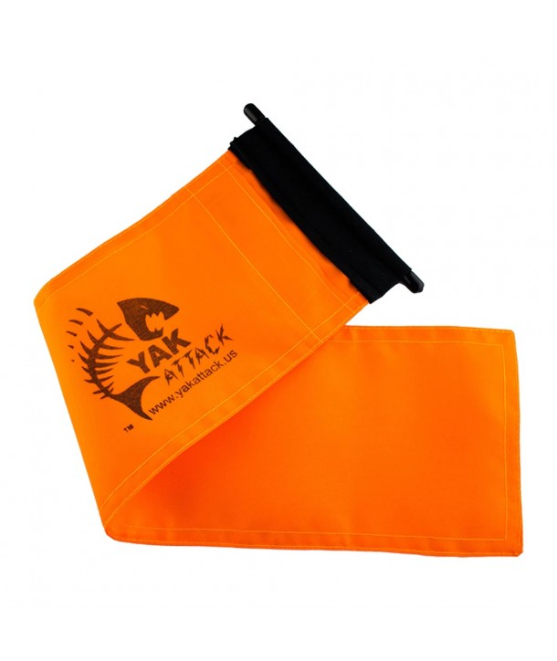 VISICarbon Pro™ Flag, Orange (FPG)