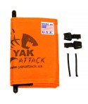 Yak-Attack VISICarbon Pro™ Flag, Orange (FPG)