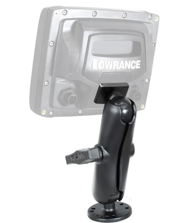 RAM Mounts 101-LO11 Echolot-Gerätehalterung für Mark-5 u. Elite-