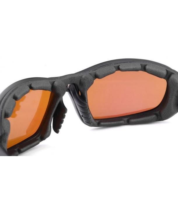 Gamakatsu G-Glasses NEO Polbrille Deep Amber Mirror