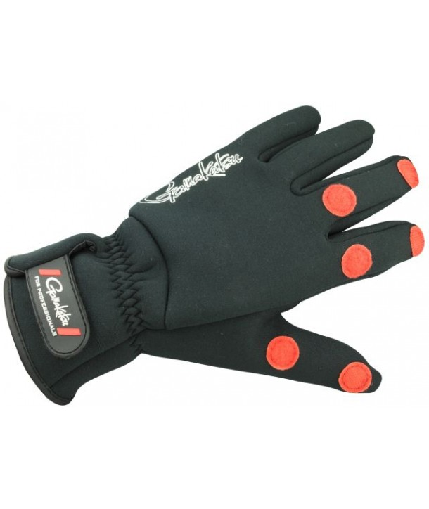 Gamakatsu Power Thermal Neopren Gloves Gr. L