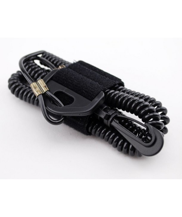 Yak-Gear Coiled Paddle Leash Paddelsicherung