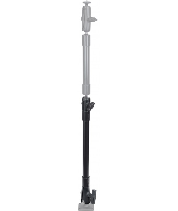 "RAM-Mounts 18"" Long Extension Pole with 1"" and 1.5"" Single Open Sockets (RAP-CB-201-18U)"