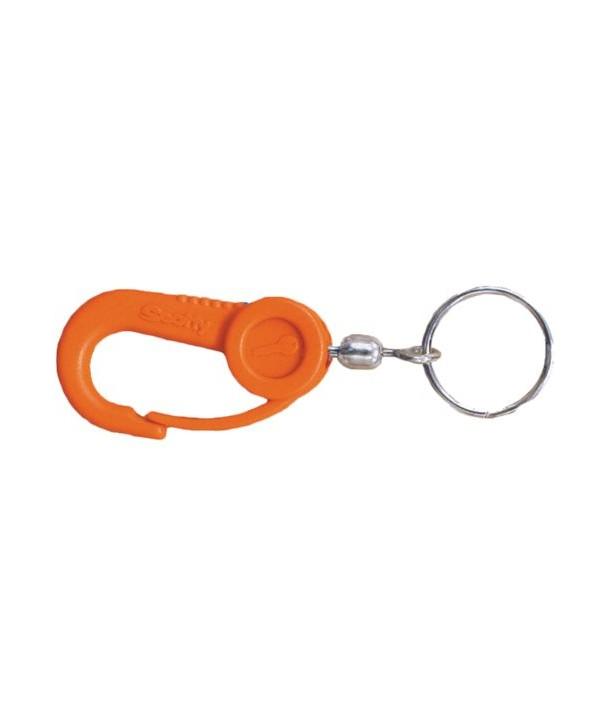 Scotty 3010 Schlüsselring Orange