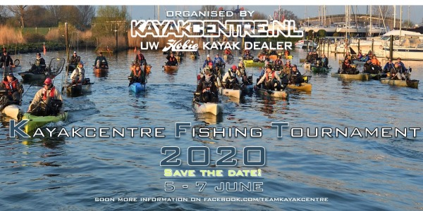 Kayakcentre Fishing Tournament 2020