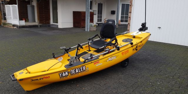 Kundenauftrag - Hobie ProAngler12 World Edition